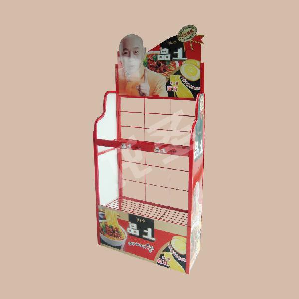 龙圣 上品方便面展架 超市食品陈列架图片